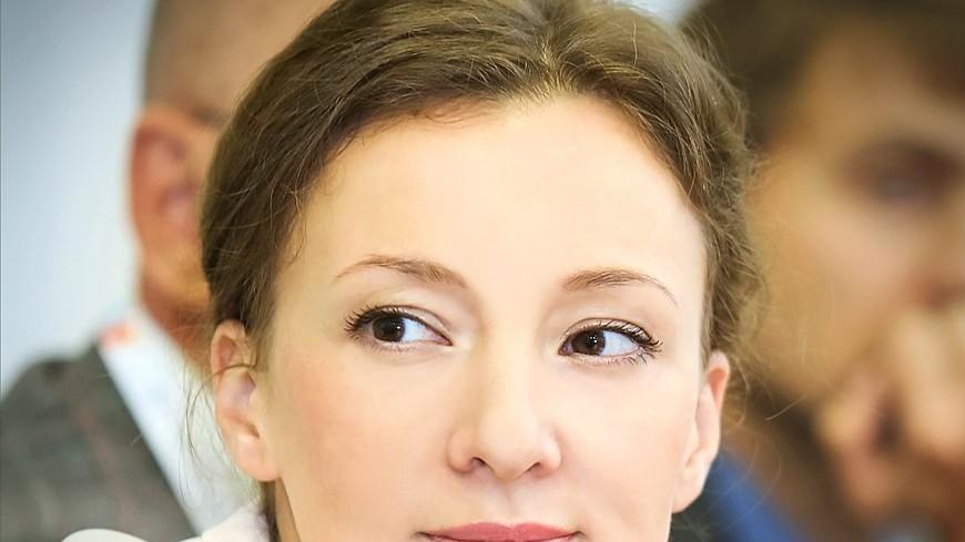 Детский омбудсмен Анна Кузнецова родила седьмого ребенка