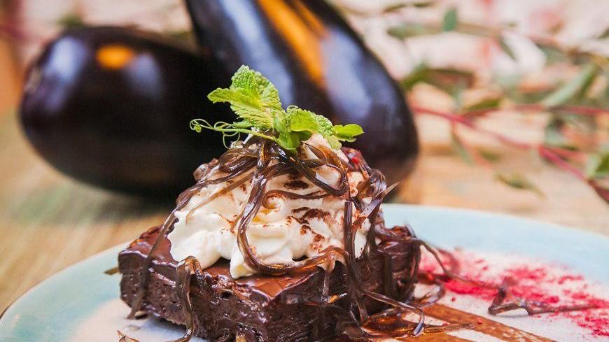Баклажаны в шоколаде и другие необычные рецепты с баклажанами