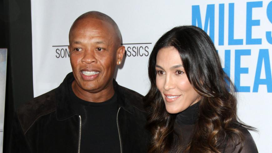 На кону – $800 млн: рэпер Dr. Dre развводится с женой после 24 лет брака