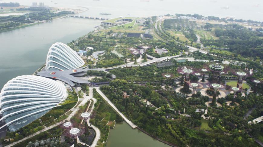 © Фото: «Мир 24», сингапур