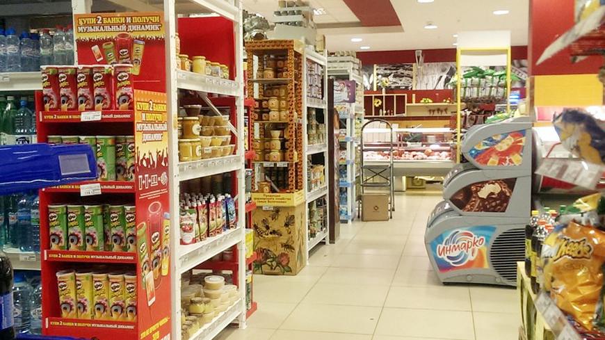 """Фото: Елизавета Шагалова, """"«МИР 24»"""":http://mir24.tv/, покупки, магазин, витрина, прилавки, продукты, еда, чипсы"""