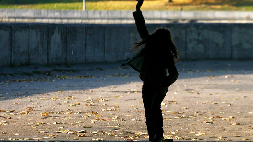 "Фото: Виталий Залесский, ""«Мир 24»"":http://mir24.tv/, подросток, осень"