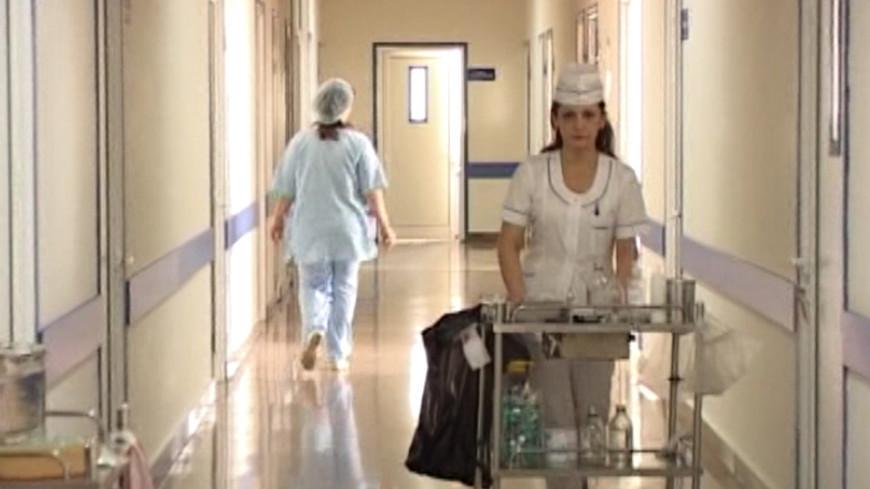 """Фото: """"МТРК «Мир»"""":http://mirtv.ru/, врачи, врач, больница, новорожденные, роды"""