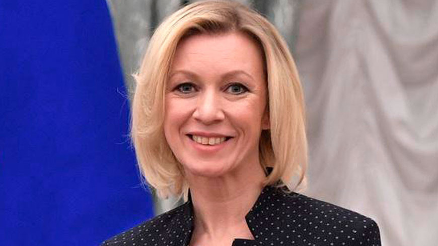 "Фото: ""Пресс-служба президента России"":http://kremlin.ru/, мария захарова"