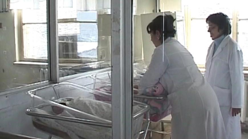 """Фото: """"«Мир 24»"""":http://mir24.tv/, врачи, врач, больница, новорожденные, роды"""