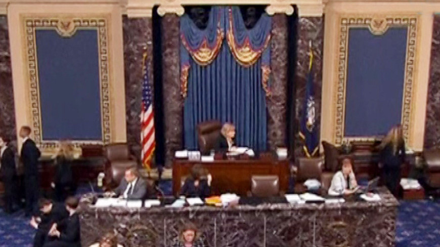 """Сенат США Фото: МТРК """"Мир"""" (скриншот), сша, сенат сша, сенат"""