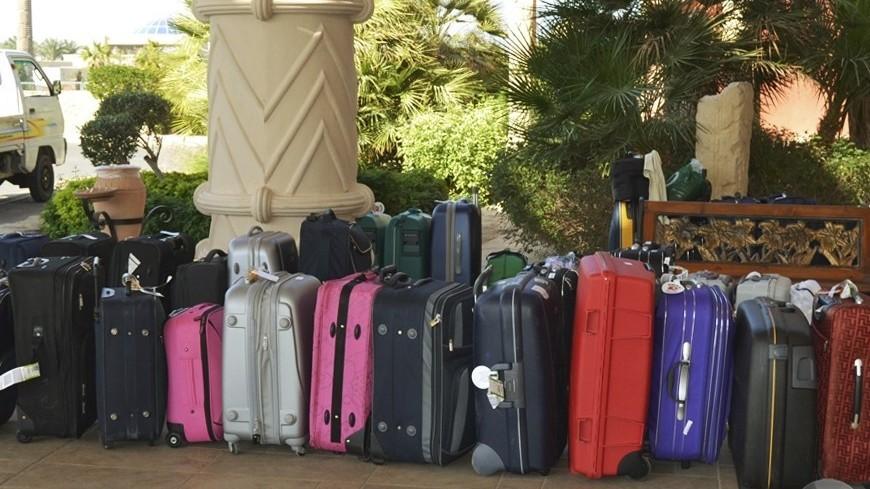 "Фото: Анжелика Сафронова, ""«Мир24»"":http://mir24.tv/, багаж, чемоданы, туризм"