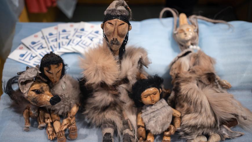 Древняя легенда о Матери-лебеде и охотнике Хоридое: трансляция спектакля «Птица-лебедь»