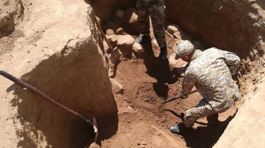В Кыргызстане нашли останки воина, погибшего 2300 лет назад