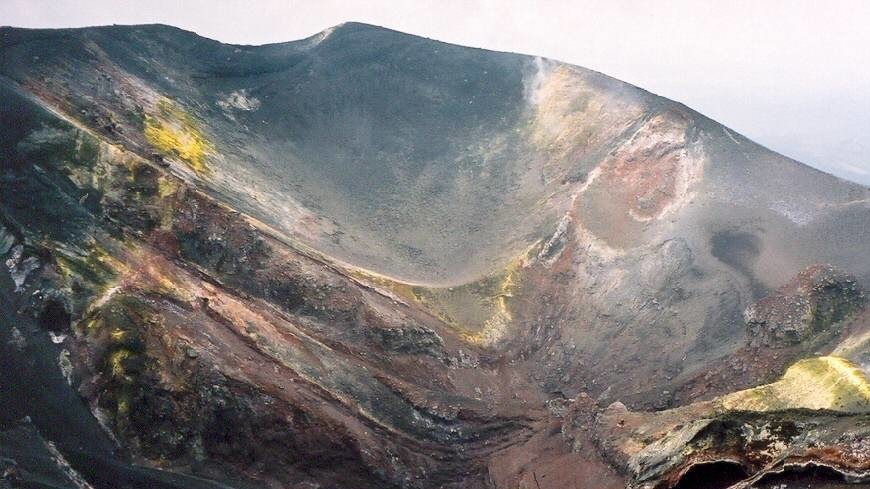 Вулкан Этна может вызвать катастрофическое цунами