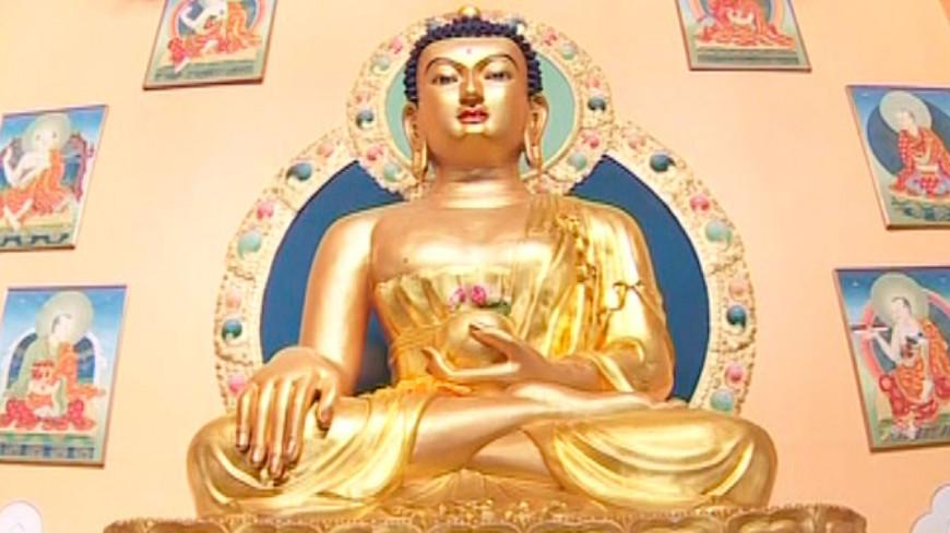 """Скриншот: """"«МИР 24»"""":http://mir24.tv/, буддизм, будда"""