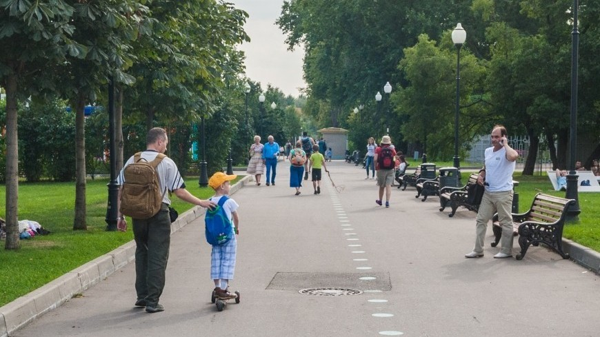 Парк Горького,лето, Парк Горького, аллея, прогулка, ,лето, Парк Горького, аллея, прогулка,