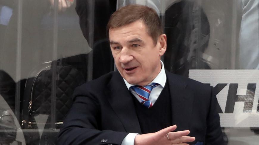 Ставка на опыт: Валерий Брагин возглавил сборную России по хоккею