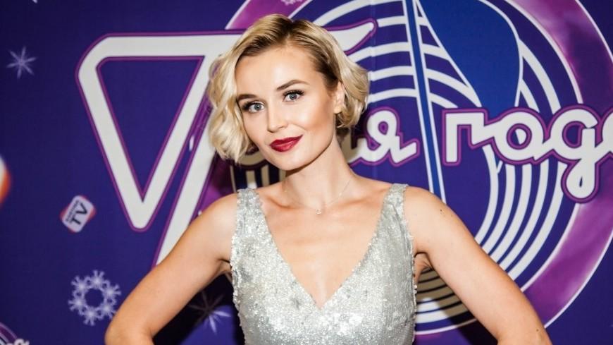 Участник фестиваля Песня года 2017 певица Полина Гагарина