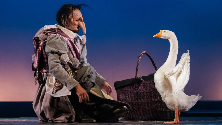 Сказочный мюзикл с бродвейским размахом: трансляция спектакля «Карлик Нос»