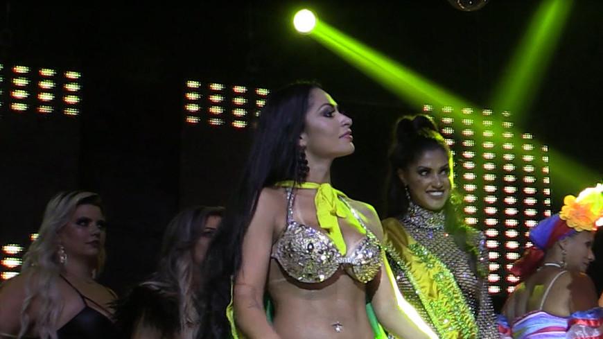 Бразильский конкурс красоты завершился потасовкой