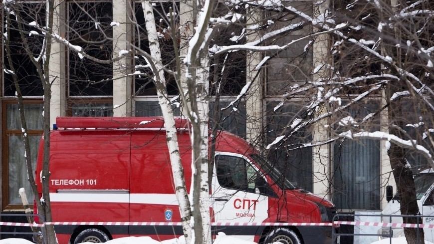 Жилой дом с автомастерской сгорели в Якутии, есть жертвы