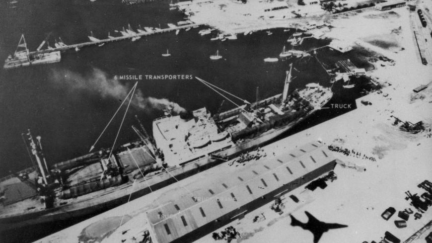 Минобороны рассекретило потери СССР в период карибского кризиса