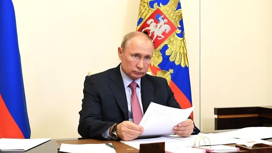 Путин подписал указ о госнаградах для специалистов в сфере здравоохранения