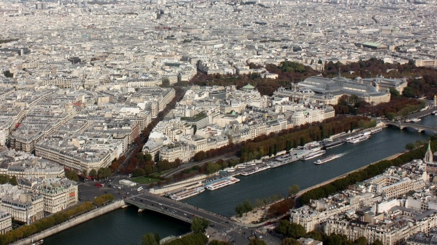 Париж эвакуируют из-за разлива Сены