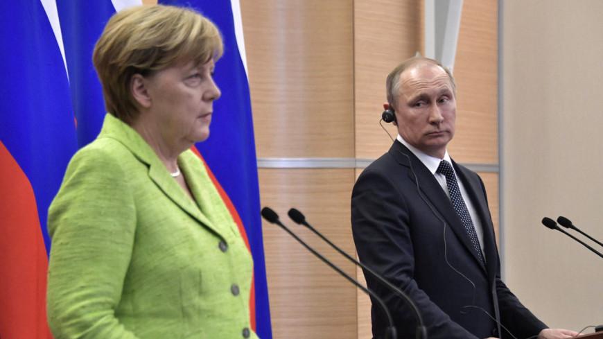 Путин и Меркель по телефону обсудили борьбу с коронавирусом, Украину и Сирию