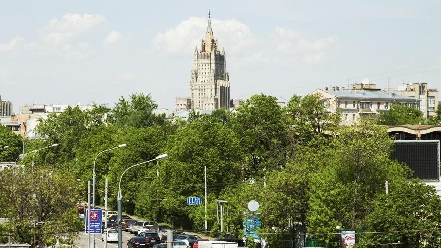 В Подмосковье появится центр по озеленению столицы