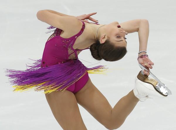 Аделина Сотникова объявила о завершении карьеры (ФОТО)