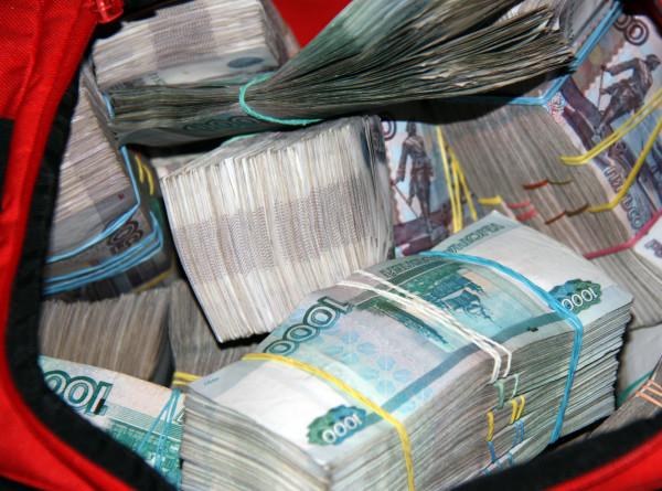 Жительница Подмосковья обманула банк на миллиард рублей