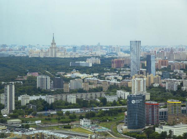 Бесплатную онлайн-трансляцию вида с 89 этажа запустила самая высокая в Европе смотровая площадка