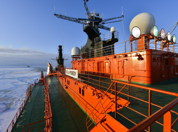 Развитие Арктики – национальная идея России