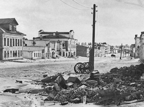 Угроза Москве была ликвидирована: 77 лет назад завершилась Ржевская битва