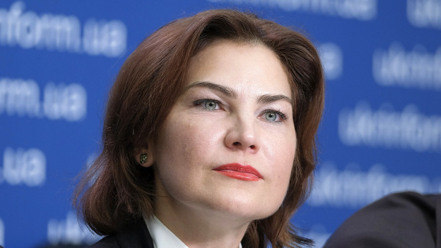 Генпрокурором Украины впервые назначена женщина