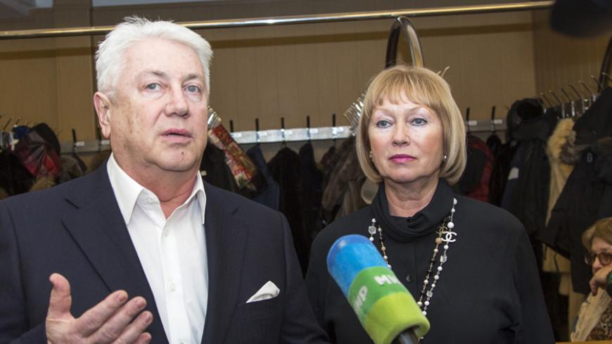 Винокур назвал враньем слухи о коронавирусе у Лещенко