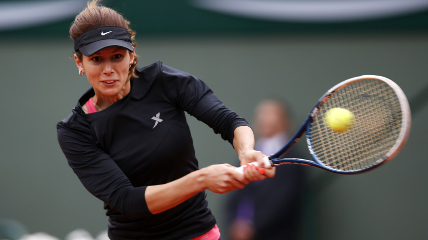 Болгарская теннисистка Цветана Пиронкова возвращается на корт