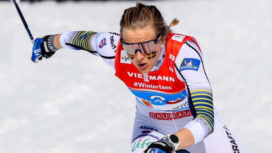 Шведская лыжница Стина Нильссон перейдет в биатлон