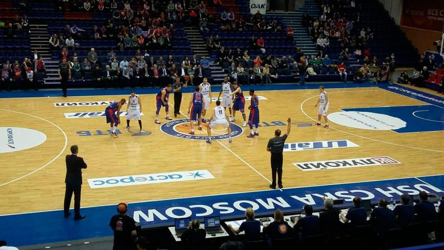"Фото: Андрей Корыгин, ""«МИР 24»"":http://mir24.tv/, цска, баскетбол"