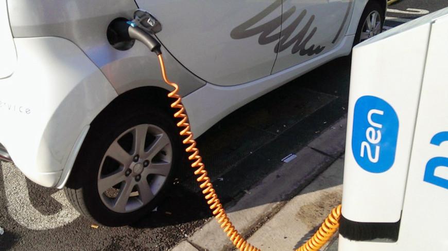 В Беларуси тестируется новый электромобиль