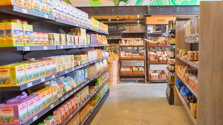 """Фото: Алан Кациев (МТРК «Мир») """"«Мир 24»"""":http://mir24.tv/, прилавки, здоровое питание, диета, пост, детокс, магазин, продукты"""