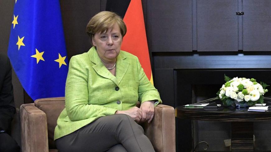 """Фото: """"Сайт президента РФ"""":http://kremlin.ru/, меркель"""