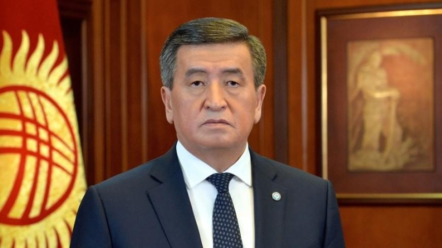 Жээнбеков призывал кыргызстанцев к соблюдению дисциплины из-за коронавируса