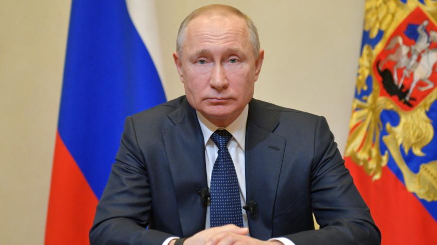 Путин: Власти понимают, что малый и средний бизнес находятся в сложном положении