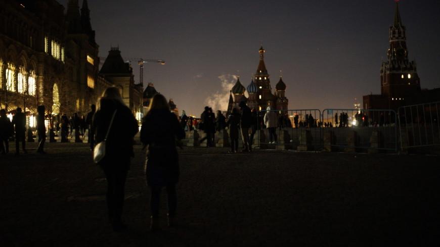 Подсветку Кремля отключат в рамках акции «Час Земли»