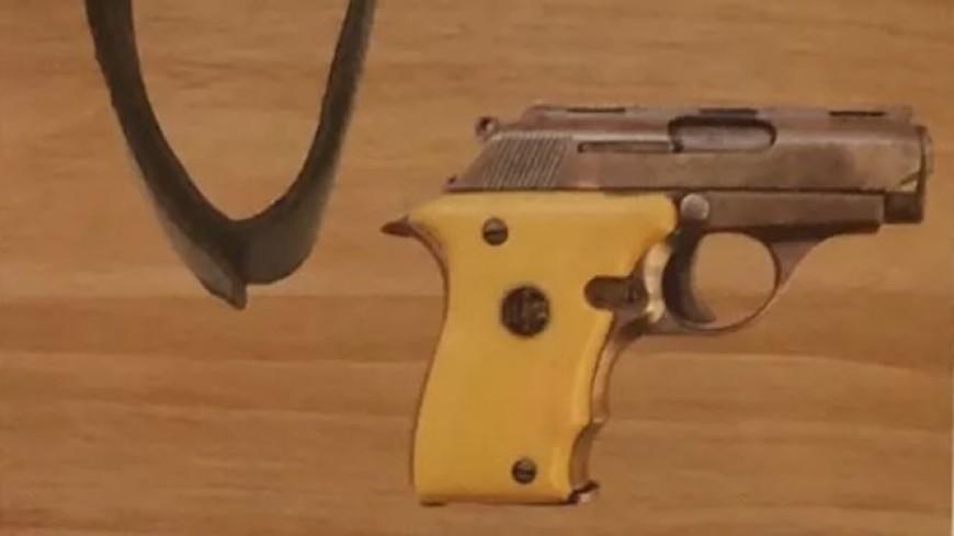 Уникальные пистолеты из фильмов о Джеймсе Бонде украли в Лондоне