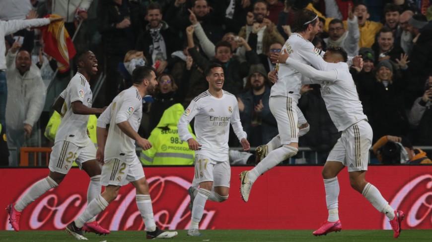 Мадридский «Реал» обыграл «Барселону» в «Эль-Класико»