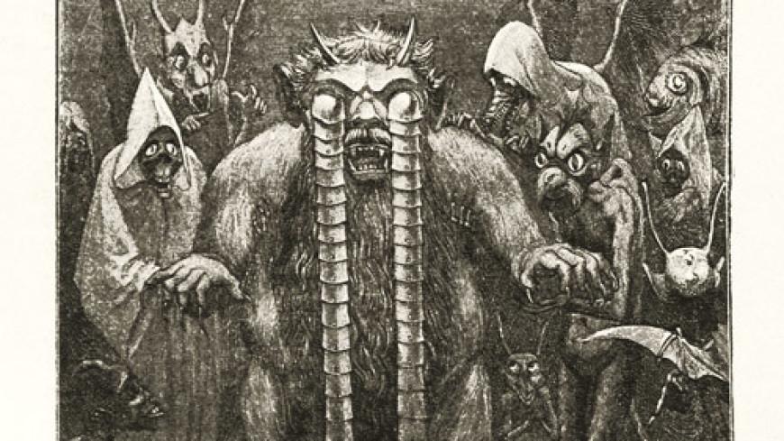 «Вий»: чего вы не замечали в самой страшной повести Гоголя