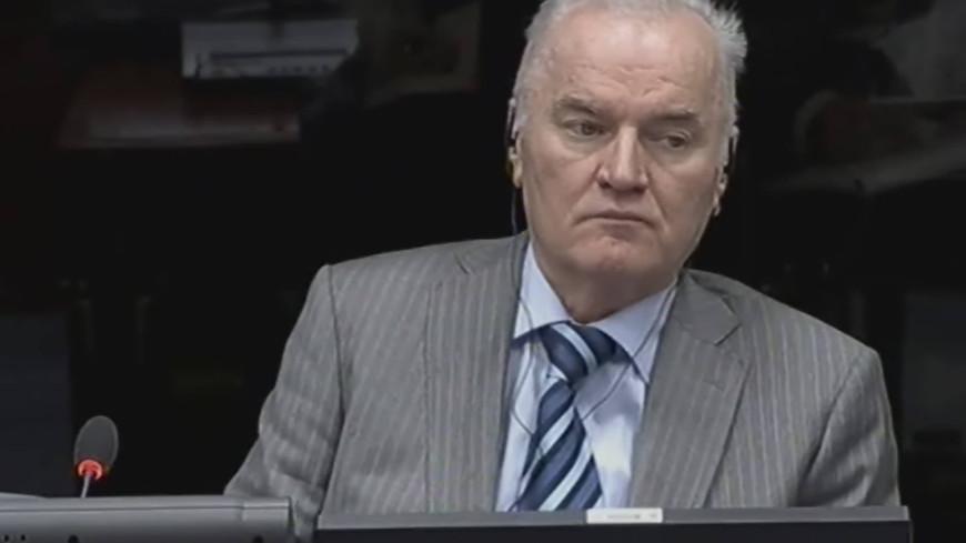 Врачи обнаружили опухоль у генерала Ратко Младича