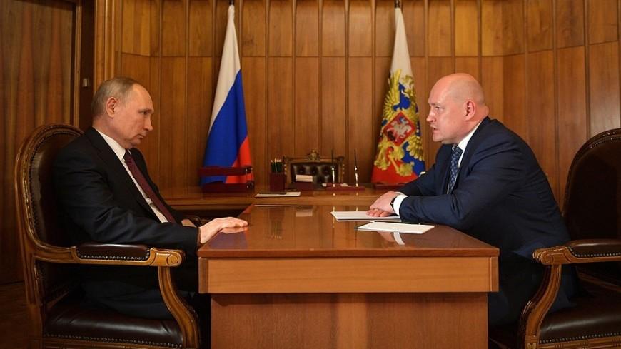 Путин о коронавирусе: Надо быть готовыми к любому развитию событий