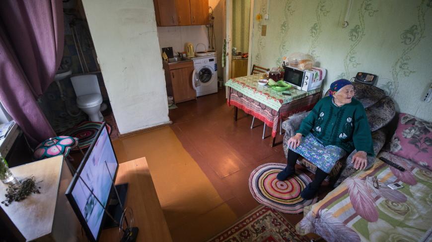 Спасение от внуков: оправдан ли домашний режим для москвичей 65+?