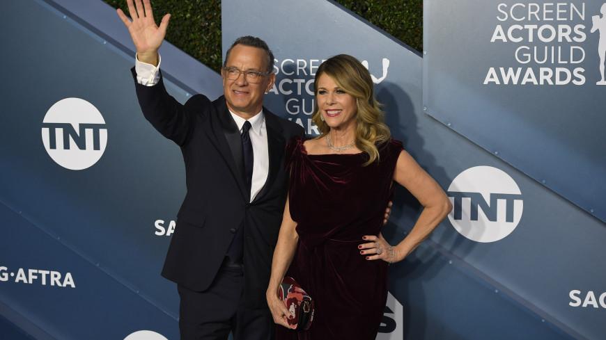 Актер Том Хэнкс с супругой заразились коронавирусом в Австралии