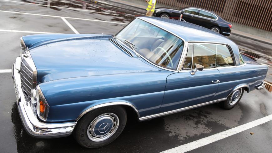 В чем выгода от нового ГОСТа для владельцев раритетных автомобилей?
